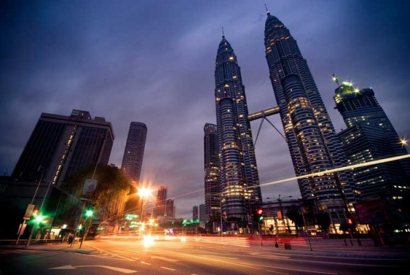 Las Siete Ciudades Maravilla del Mundo: Kuala Lumpur, Malaisia