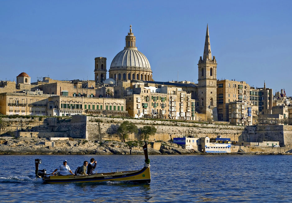 La Valeta, Malta. Capital Europea de la Cultura