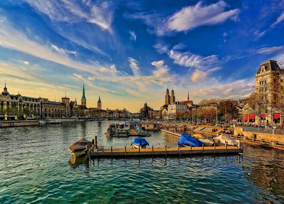 1. Zurich