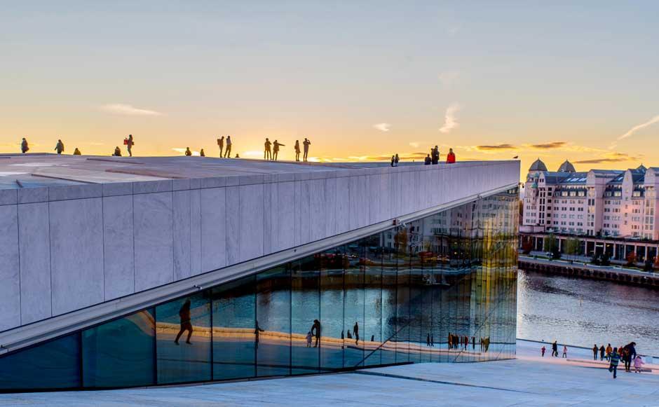 24. Oslo