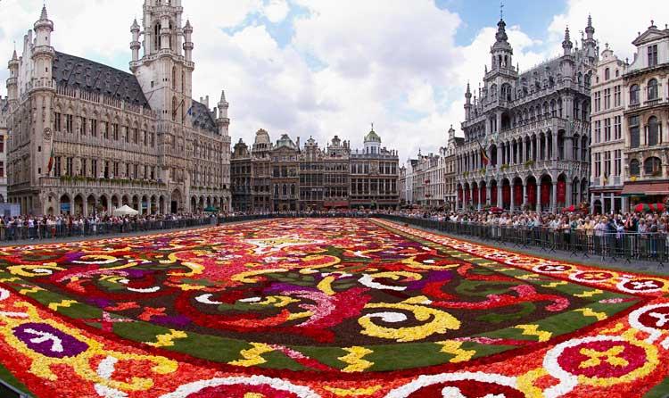 10. Bruselas (Bélgica)