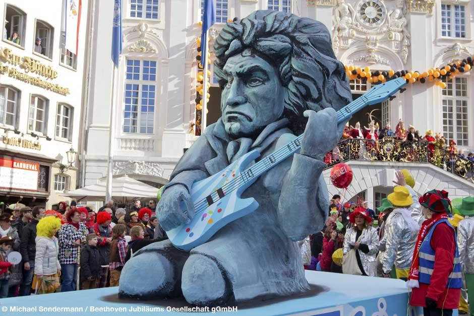 La Alemania de Beethoven: las escalas imprescindibles de su vida