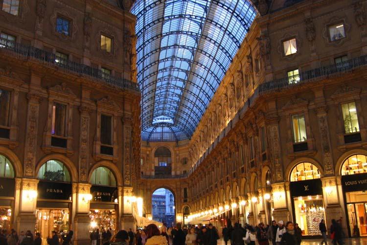 Shopping en Milán: De compras de Navidad por la capital italiana de la moda