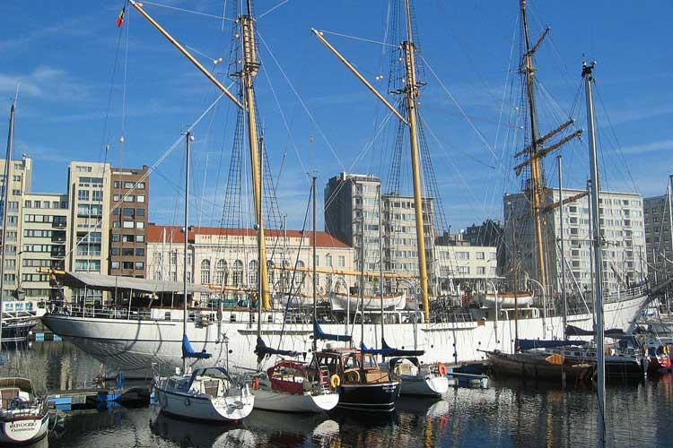 Viajar a Ostende, sabor a mar. Tu Gran Viaje a Flandes