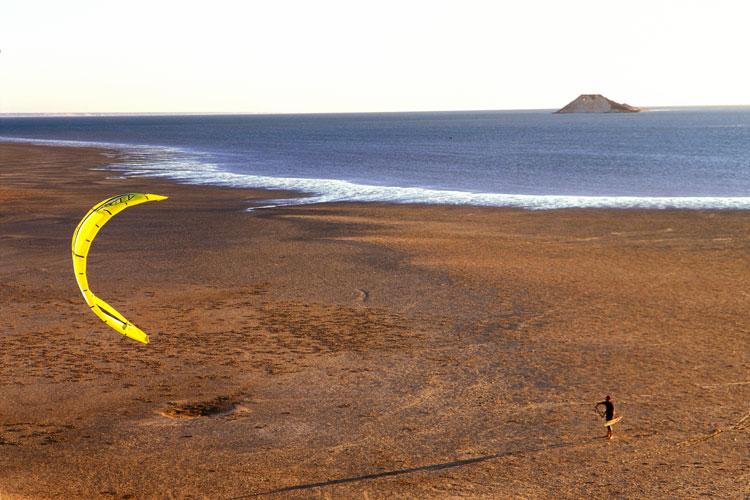 Laguna de Dahkla. Turismo sostenible de Marruecos en Tu Gran Viaje