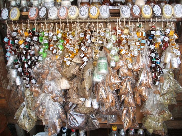 Mercado de Ver o Peso.Remedios del Amazonas. Foto (c) Manuel Monreal