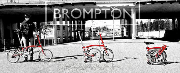 No hay barrio cool de ciudad alguna donde no le cedamos el paso a uno de los modos de transporte más estilosos que conocemos: la bicicleta Brompton | Tu Gran Viaje