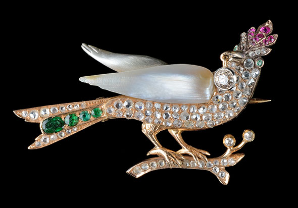 "La exposición ""Jewellery in Malta: vanity, profanity and prayer"""