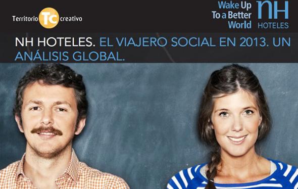 Estudio Viajero Social 2013 de NH Hotels y Territorio Creativo