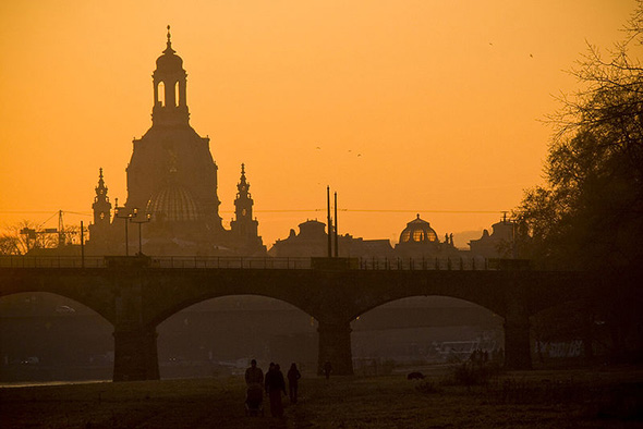 Silueta de la Frauenkirche de Dresde. Foto CC Patrick Hesse.jpg