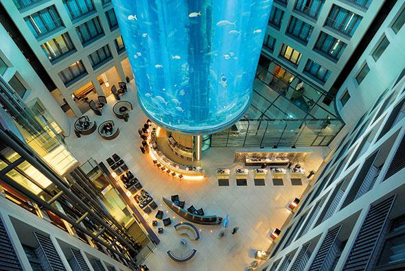 Radisson Blu Berlin, mejor hotel de negocios de Alemania en 2013