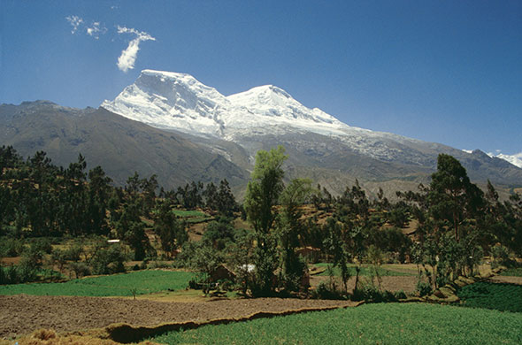 Nevado Huascaran. © Carlos Sala | Perú Eco | Revista Tu Gran Viaje