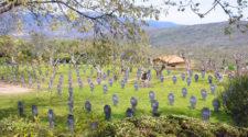 Cementerio Alemán de Cuacos de Yuste.