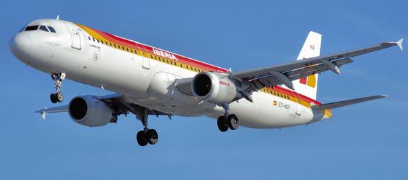 Iberia vuelve a conectar las ciudades de Madrid y Montevideo