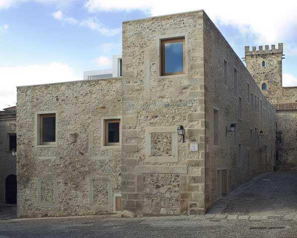 El Hotel Atrio, una elección perfecta para disfrutar de Cáceres