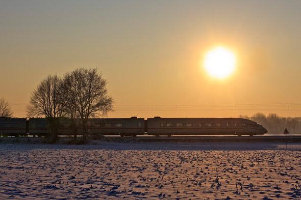 Reserva tu billete de tren de Deutsche Bahn. Foto DB AG/Georg Wagner