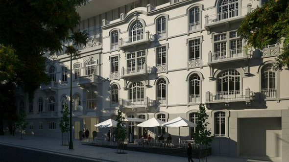 Hotel Porto Bay Liberdade de Lisboa