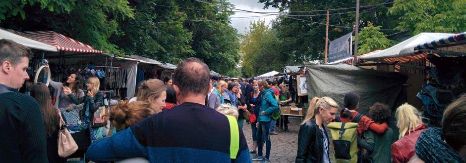 Domingo en el Mauerpark de Berlín. Foto (c) Tu Gran Viaje
