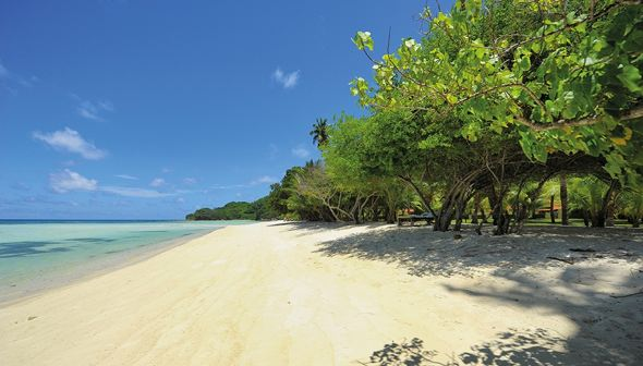 Playa Sainte Anne, hotel Sainte Anne Resort & Spa