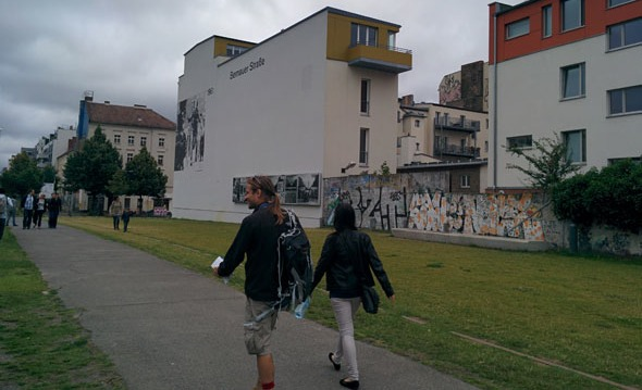 Memorial del Muro de Berlin en Bernauer Strasse - Gedenkstätte Berliner Mauer. Foto (c) Tu Gran Viaje