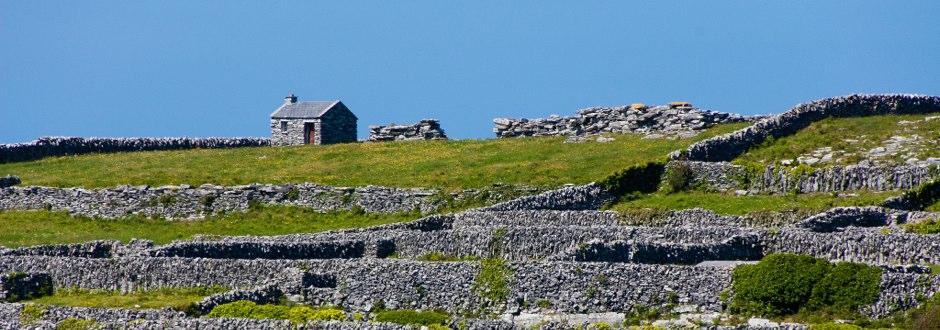 casa en inisheer foto de leon dolman. Las Islas de Aran, brújula mística de Irlanda, en Tu gran Viaje