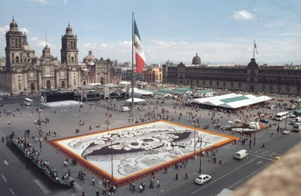 El Zócalo de Ciudad de México DF | Tu Gran Viaje