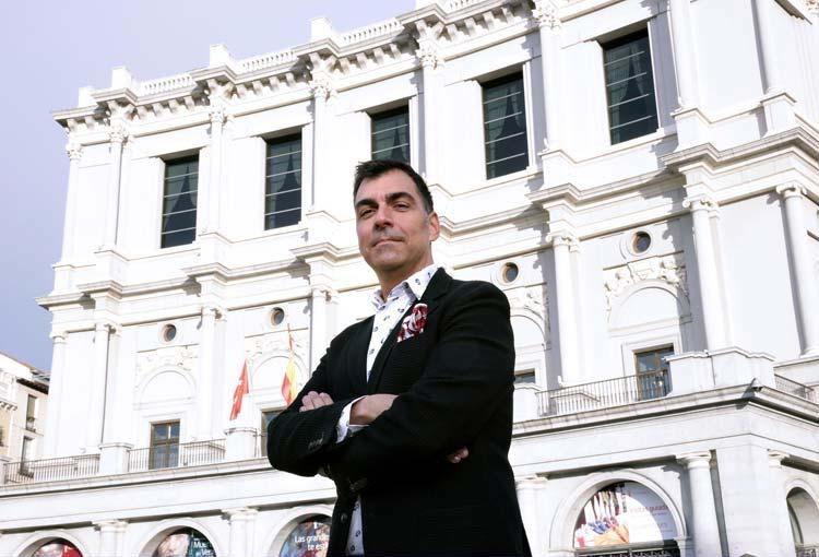 Ramón Freixa diseña la oferta gastronómica del Teatro Real de Madrid. Foto © Javier del Real / Teatro Real