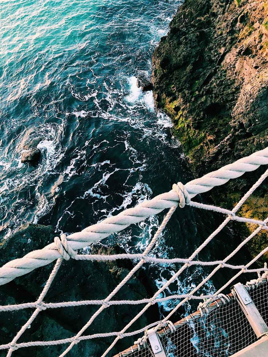 El puente colgante de Carrick-a-rede | tu Gran Viaje