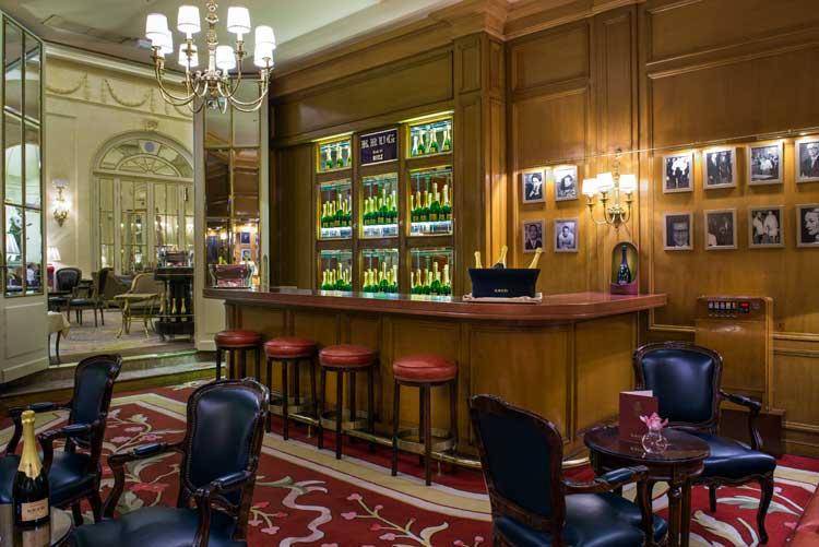 El Hotel Ritz de Madrid abre por primera vez en el mundo un Krug Bar