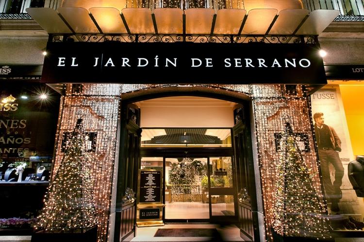 El Jardin de Serrano. Navidad con niños en Madrid. Los Mejores Planes