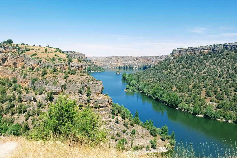 camino de san frutos hoces del rio duraton tu gran viaje
