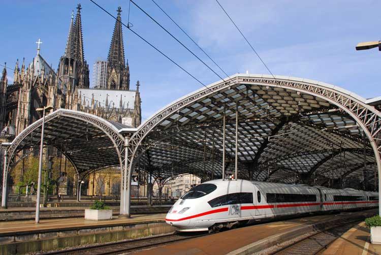 Deutsche Bahn en España