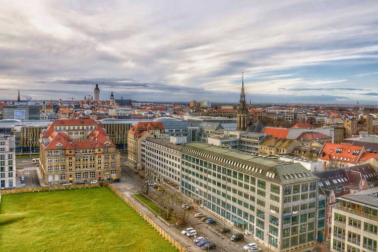 Leipzig cumple mil años. Foto Thomas Wolter/Pixabay
