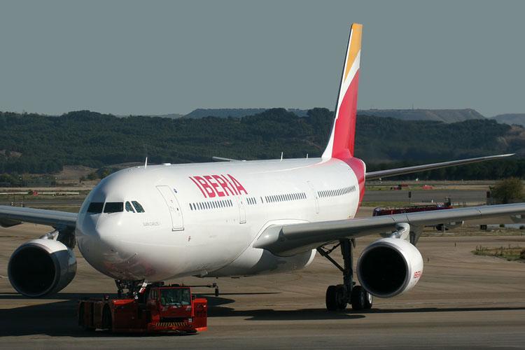 Airbus A330-302 de Iberia