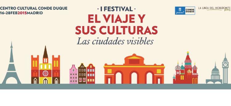 Festival El Viaje y sus culturas en Madrid