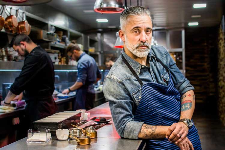 Sergi Arola Restaurante arranca la temporada 2015