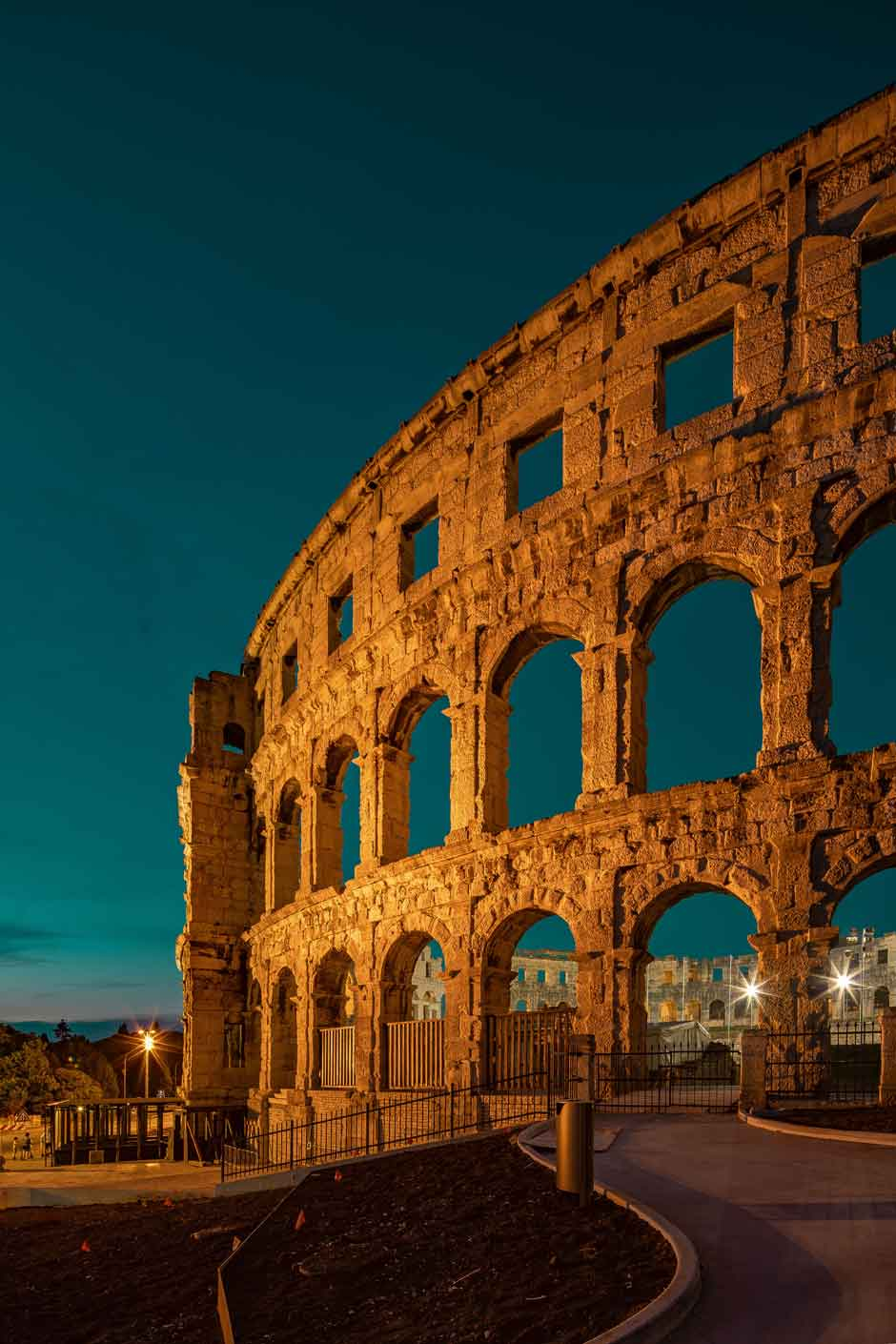 Coliseo de Pula. Foto Armin Djuhic - Unsplash