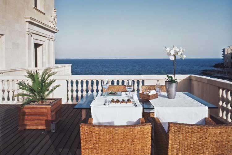 Hotel Hospes Maricel el mejor desayuno de hotel del mundo | Tu Gran Viaje | Sen Zone del hotel Hospes Maricel de Mallorca