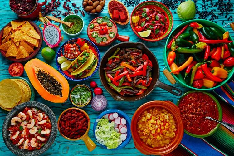 Gastronomía de México | Tu Gran Viaje | © Shutterstock