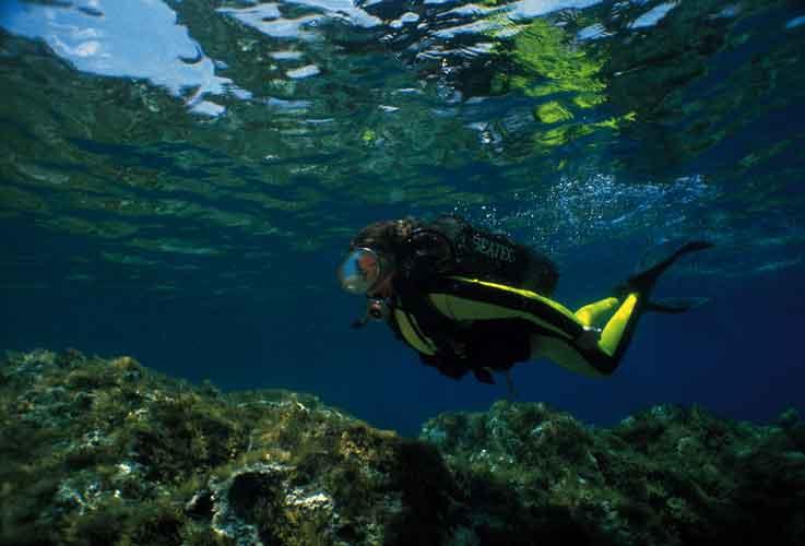 Buceo en Malta Viajar a Malta guiados por el ojo de Horus | Tu Gran Viaje con Logitravel