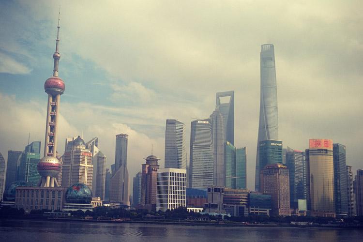 Rascacielos y skyline de Shangai. Foto © Tu Gran Viaje