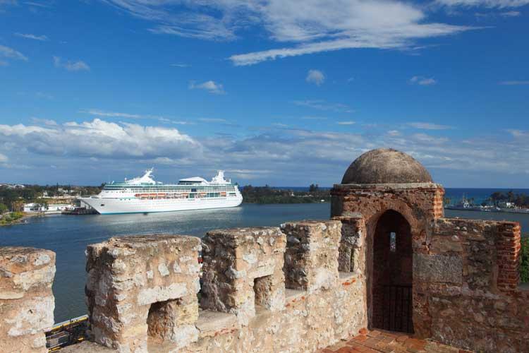 Cruceros en República Dominicana