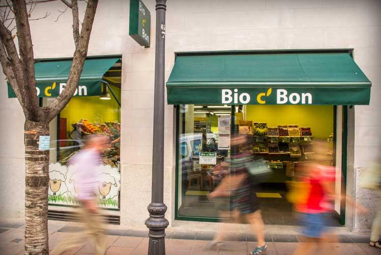 Nueva tienda Bio C'Bon de Madrid