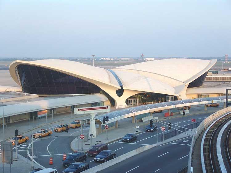TWA Terminal JFK Airport
