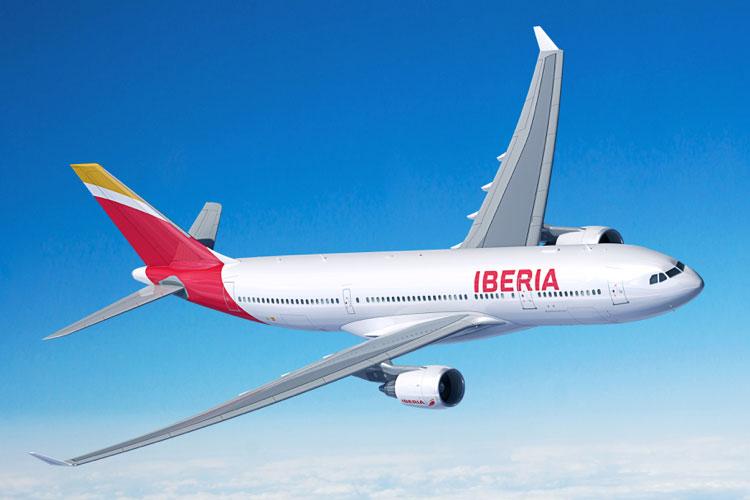 Airbus A330-200 de Iberia. Foto © Airbus