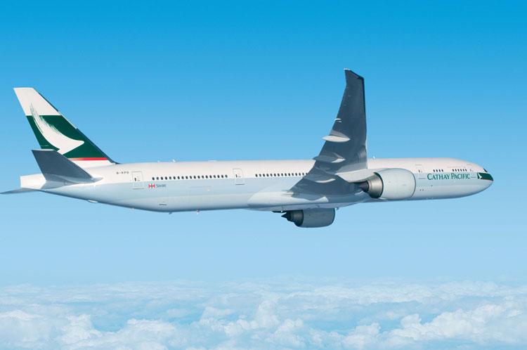 Cathay Pacific, mejor aerolinea transpacifica de 2015