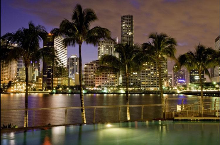 Miami bate su récord de visitantes en 2015