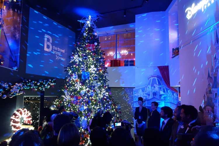 Apertura de la flagship store B The Travel Brand Xperience. Foto © Tu Gran Viaje