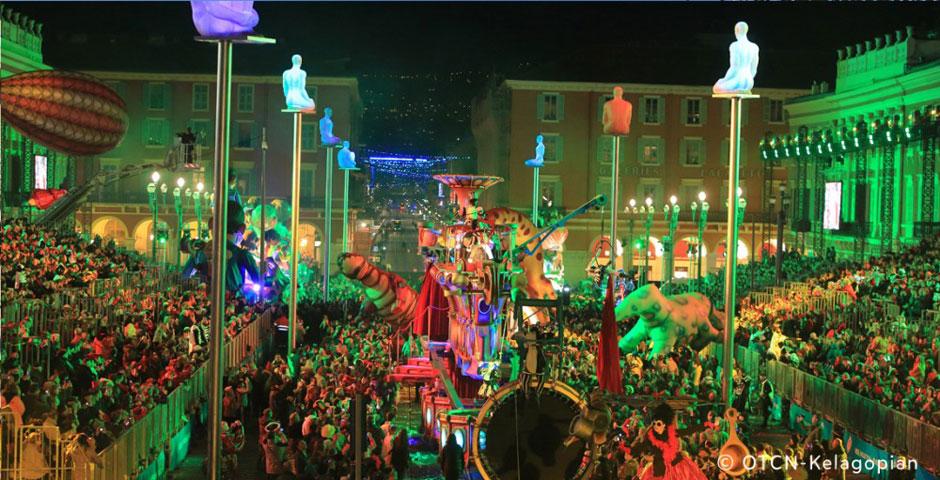 Carnaval de las Flores de Niza | Tu Gran Viaje
