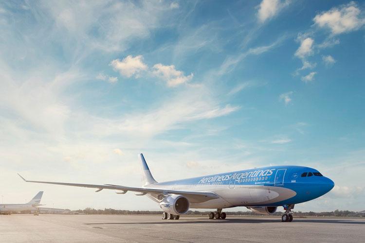 Aerolíneas Argentinas en Tu Gran Viaje